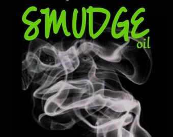 Smudge Oil - Special Oil Sample Bottle