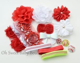 Baseball / Softball DIY Headband Kit