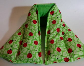 Hot/ Cold Herbal Therapy Neck, Knee and Ankle Wrap Lady Bugs