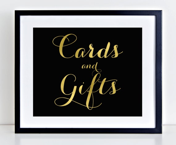 Wedding Gift Card Sign : Wedding Cards and Gifts Sign, Wedding Gift Sign, Wedding Gifts Sign ...