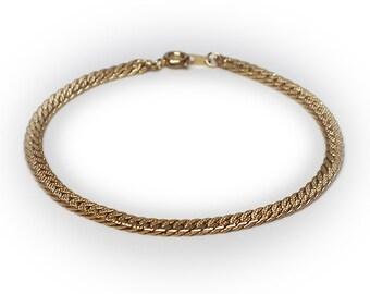 5 mm Herringbone Bracelet