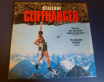 Cliffhanger Stallone Laser Disc 1993