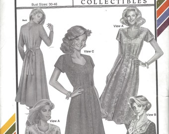 Ann Person Collectibles. #1520 Sweetheart Dress Pattern Bust size 30-46