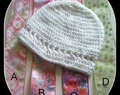 Cancer Soft Hat Chemo Cap Chemo Headwear Mother's Day Gifts Mothers Day Choose Ribbon You Prefer