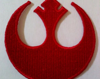Star Wars Rebel Alliance Iron on/Sew on Patch
