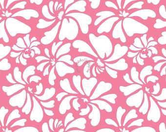 PER YARD Sale Riley Blake Designs C2762 Pink