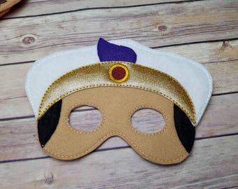 Aladdin Jasmine Mask Party Favor Dress Up Pretend Play
