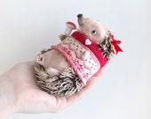Teddy Hedgehog - 12cm