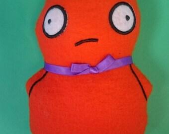 Custom Handmade Plush Toy Alien - Multiple Colors Available