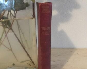 Vintage Virginibus Puerisque Book