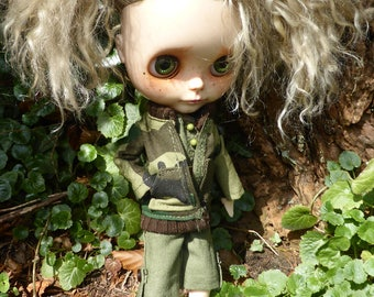 Blythe Jungle Expedition Outfit (BD7517)