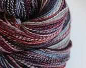 Handspun Yarn: Flanders Fields