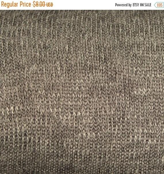 "Sweater Knit Fabric,Heather Mocha,Polyester Spandex Lycra,Apparel Fabric,4 Way Stretch,Soft,Lightweight,58"" Wide,Fabric by the YARD"