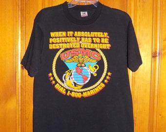 Marines Vintage T-Shirt