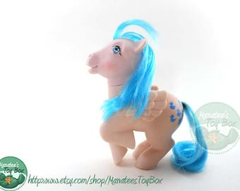 My Little Pony Sprinkles: Pegasus Vintage 80s Toy - Some Flaws