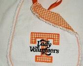Tennessee Lady Vols Bib for Shantel