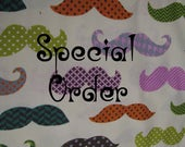 Special order purse in your material
