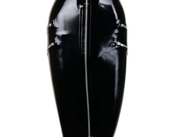 Vixen Zip Latex Skirt