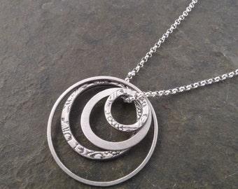 Amrita Necklace ~ Circles