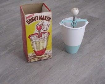 Vintage Popeil's Donut Maker