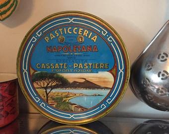 Pasticceria italian tin scenery