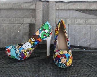Custom Made Heels