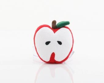 Apple Plush - Fruit Plush (Red)