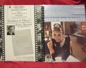 Breakfast at Tiffany's Album Cover Notebook