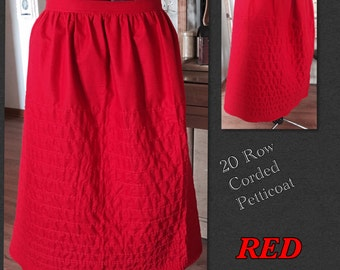 99 Dollars SHIPPED Corded petticoat LIMITED QUANTITIES