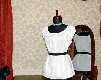 10% OFF Willow Chemise -- Custom Made in Your Size and Color Choice