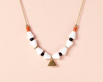 Necklace by Depeapa - JOLGORIO - Jarana Collection - Accesories, jewelry, black