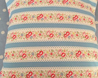 Cath kidston lace stripe  fabric cushion/pillow cover decorative cushion cover in cath kidston  fabric