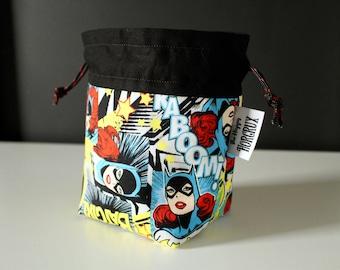 Dice Bag ~ Batgirl