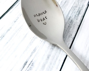Mama Bear Spoon
