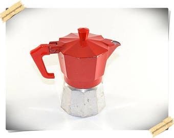 Red Espresso Coffee Maker
