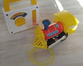 Fisher price Toys- toot toot train- fisher price radio