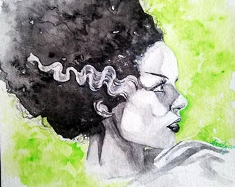 Bride of Frankenstein ***PRINT***