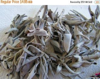 ON SALE 20 percent off White Sage, loose sage, smudge, smudging herb