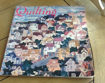 Quilting Book by Laurie Swim Beautiful Photographs, Designs and How-to-Intructions on Artist Quilting