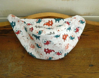 French Bull Dog Fanny Pack - Hip Bag - Children thru Adult Sizes