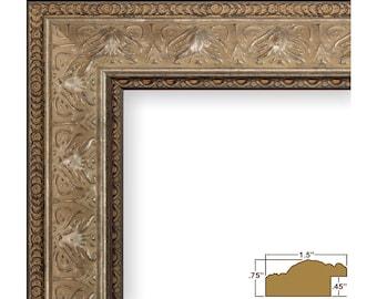 Craig Frames, 16x20 Inch Vintage Ornate Gold Picture Frame, Medici Ornate (95341620)