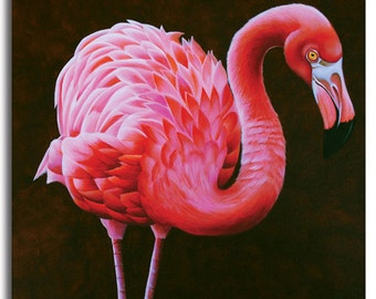 Passionately Pink 8x10 print by Alicia Wishart