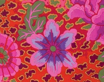Kaffe Fassett - Dream PWGP 148 - Magenta - Fat Quarter Cotton Quilt fabric 516