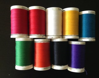 Gutermann 500m Sew All Thread