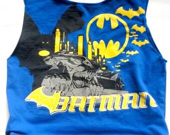 Batman Party Bag, Gift Bag, Tote, Eco Friendly