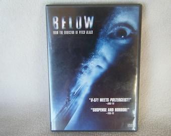 DVD Movie Below - Used