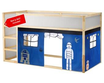 Star Wars inspired theme playhouse