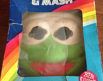 Vintage Baby Kermit Costume