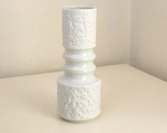 KPM Porcelain Mid-Century Mod Vase, Royal Porzellan Bavaria