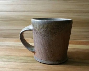 Diner Mug #001 woodfired ceramics